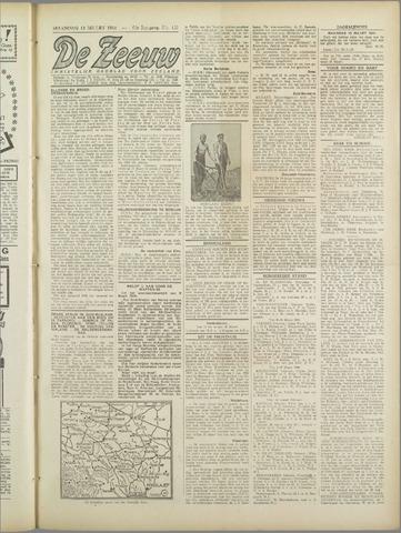 De Zeeuw. Christelijk-historisch nieuwsblad voor Zeeland 1944-03-13