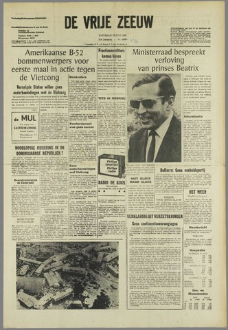 de Vrije Zeeuw 1965-06-19