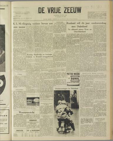 de Vrije Zeeuw 1961-06-12