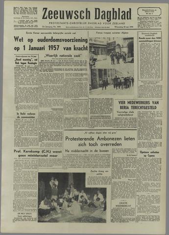 Zeeuwsch Dagblad 1956-05-30
