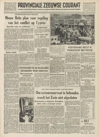 Provinciale Zeeuwse Courant 1956-06-20