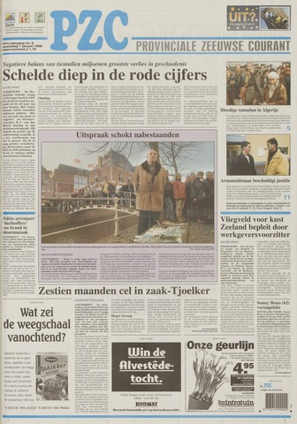 Provinciale Zeeuwse Courant 1998-01-07