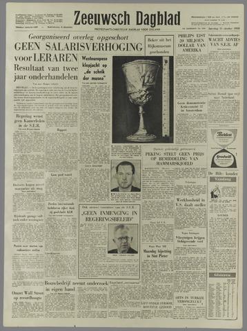 Zeeuwsch Dagblad 1958-10-11