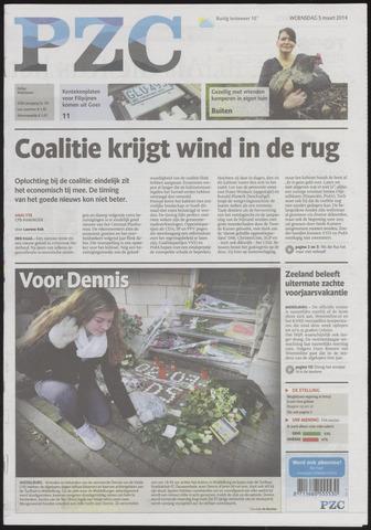 Provinciale Zeeuwse Courant 2014-03-05