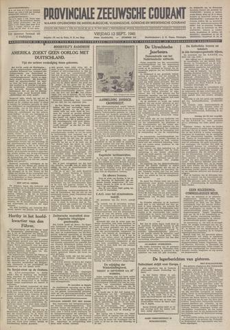 Provinciale Zeeuwse Courant 1941-09-12