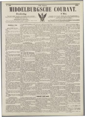 Middelburgsche Courant 1901-05-09