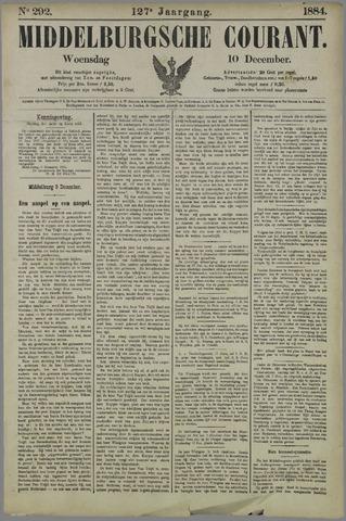 Middelburgsche Courant 1884-12-10