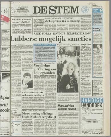 de Stem 1985-08-17