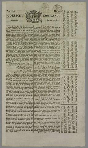 Goessche Courant 1826-04-24