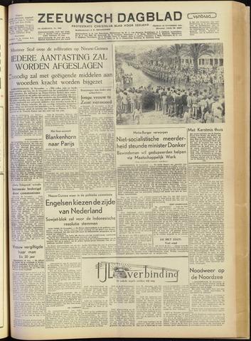 Zeeuwsch Dagblad 1954-11-26