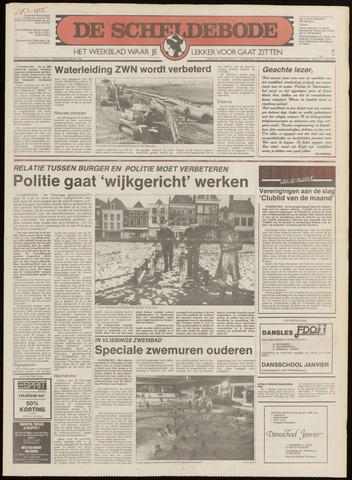 Scheldebode 1986-01-08