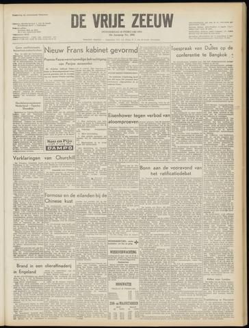 de Vrije Zeeuw 1955-02-24