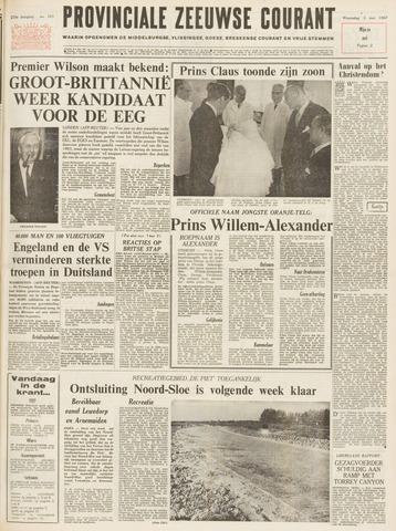 Provinciale Zeeuwse Courant 1967-05-03