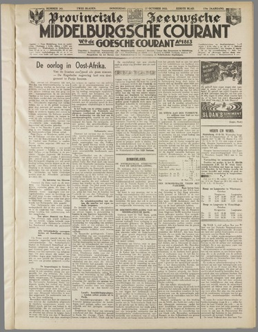 Middelburgsche Courant 1935-10-17