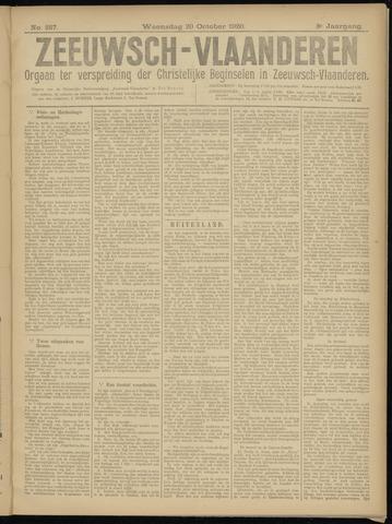 Luctor et Emergo. Antirevolutionair nieuws- en advertentieblad voor Zeeland / Zeeuwsch-Vlaanderen. Orgaan ter verspreiding van de christelijke beginselen in Zeeuwsch-Vlaanderen 1920-10-20