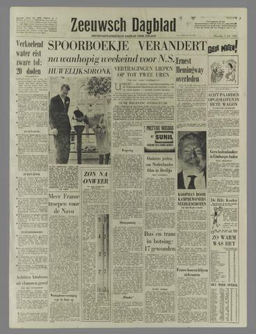Zeeuwsch Dagblad 1961-07-03