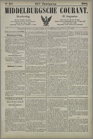 Middelburgsche Courant 1884-08-21