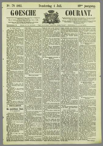 Goessche Courant 1912-07-04