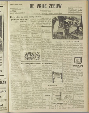 de Vrije Zeeuw 1961-12-16