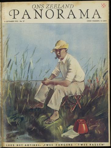 Ons Zeeland / Zeeuwsche editie 1935-09-19