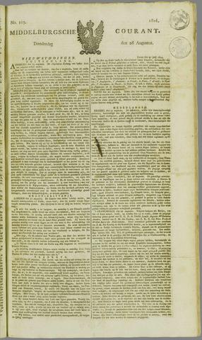 Middelburgsche Courant 1824-08-26
