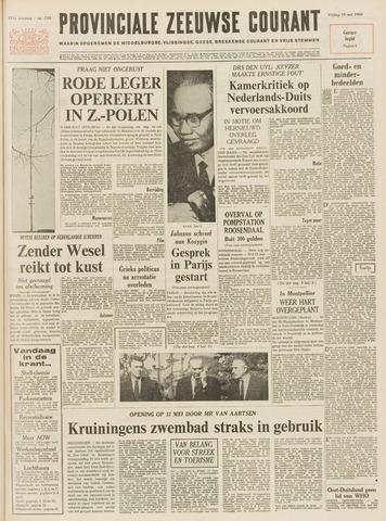 Provinciale Zeeuwse Courant 1968-05-10