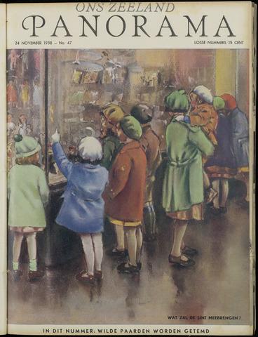 Ons Zeeland / Zeeuwsche editie 1938-11-24