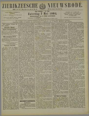Zierikzeesche Nieuwsbode 1904-05-07