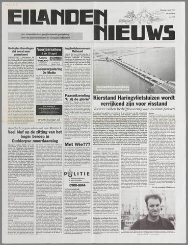 Eilanden-nieuws. Christelijk streekblad op gereformeerde grondslag 2004-04-06
