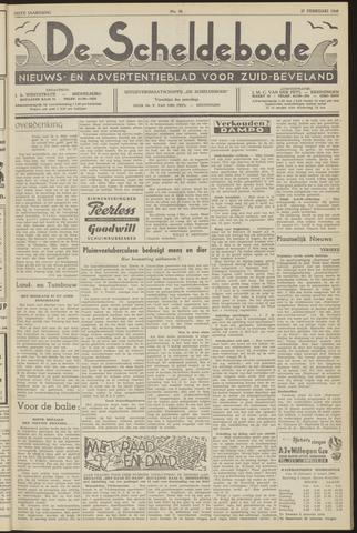 Scheldebode 1960-02-27