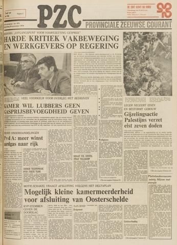 Provinciale Zeeuwse Courant 1974-11-20