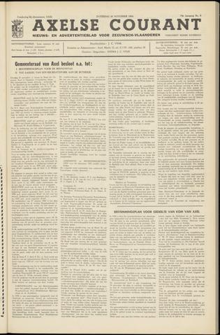 Axelsche Courant 1964-11-28