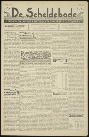 Scheldebode 1964-06-05