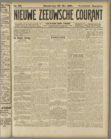 Nieuwe Zeeuwsche Courant 1918-05-23