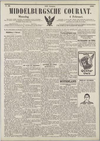 Middelburgsche Courant 1901-02-04
