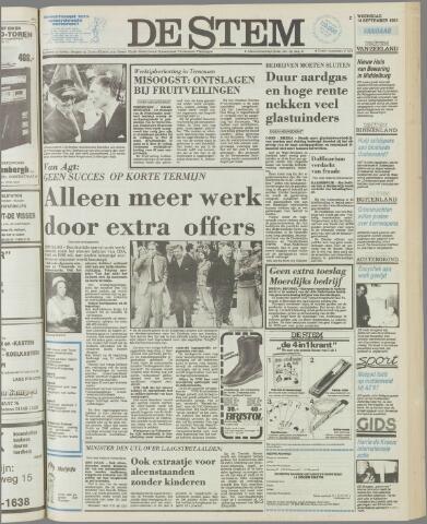 de Stem 1981-09-16