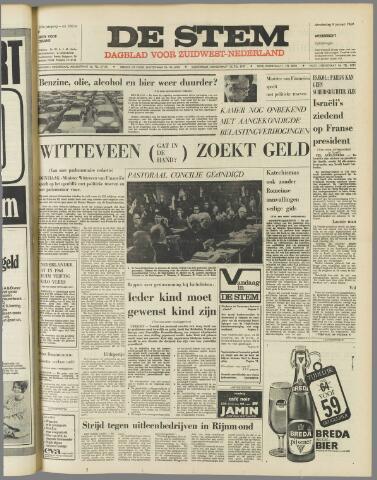 de Stem 1969-01-09