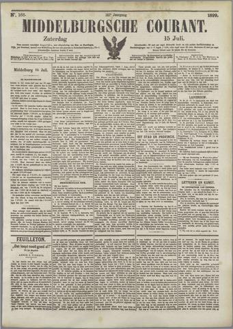 Middelburgsche Courant 1899-07-15