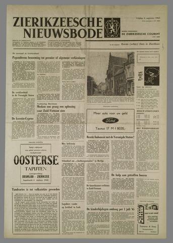 Zierikzeesche Nieuwsbode 1965-08-06