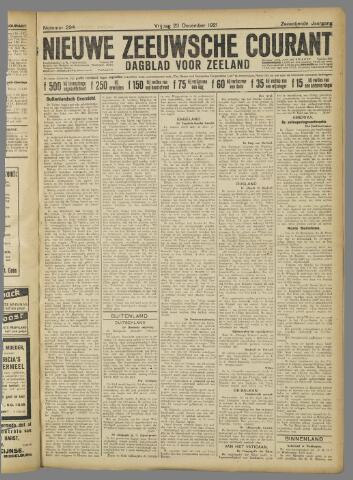 Nieuwe Zeeuwsche Courant 1921-12-23