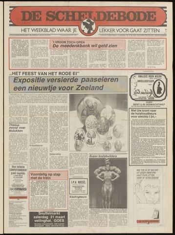 Scheldebode 1984-03-28