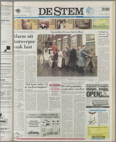 de Stem 1997-02-22