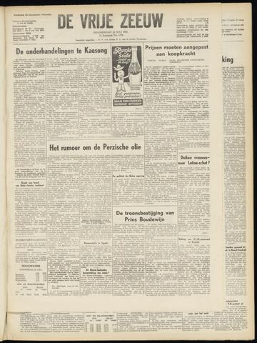 de Vrije Zeeuw 1951-07-12