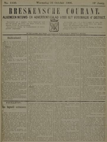 Breskensche Courant 1906-10-31