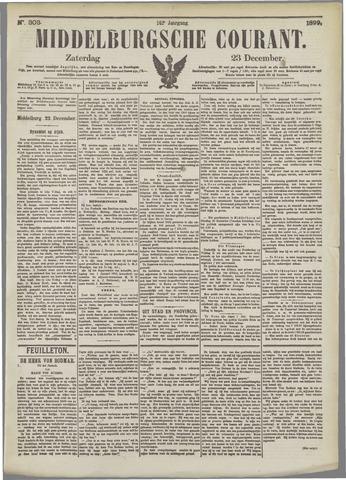 Middelburgsche Courant 1899-12-23