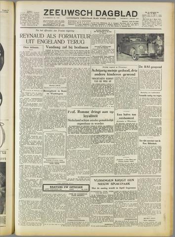 Zeeuwsch Dagblad 1952-03-01
