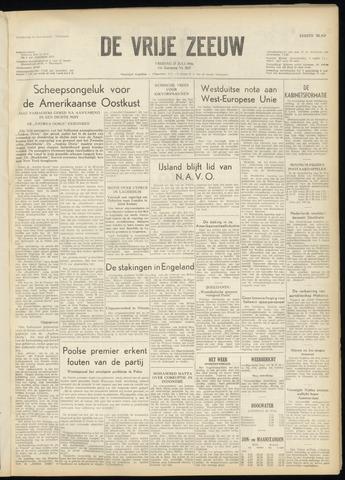 de Vrije Zeeuw 1956-07-27