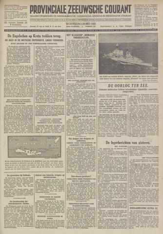 Provinciale Zeeuwse Courant 1941-05-28