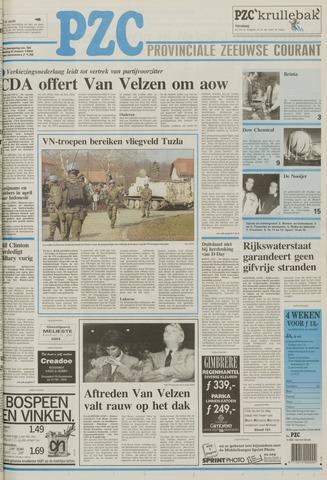 Provinciale Zeeuwse Courant 1994-03-08