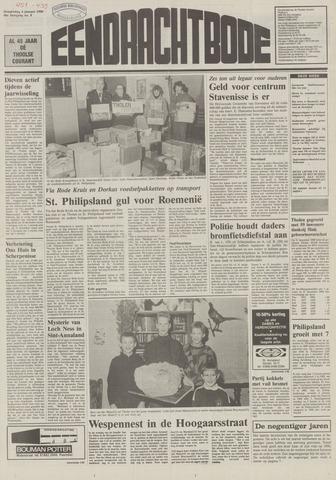 Eendrachtbode (1945-heden)/Mededeelingenblad voor het eiland Tholen (1944/45) 1990
